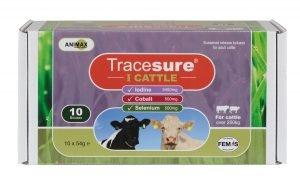 TRACESURE I CATTLE 10 dose-0