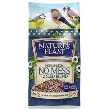 NATURES FEAST NO MESS MIX 12.75KG-0