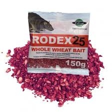RODEX 25 WHOLE WHEAT 150G ( AMATEUR USE )-0
