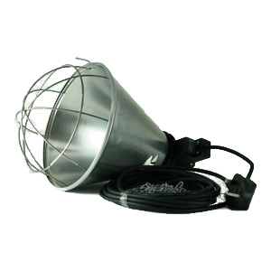 HEAT LAMP c/w 5m CABLE-0