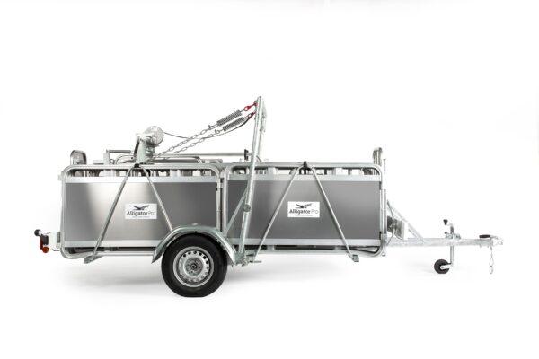 ALLIGATOR PRO 500 HANDLING SYSTEM ( ELECTRIC WINCH )-7918