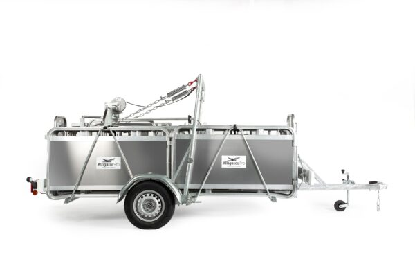 ALLIGATOR PRO 750 HANDLING SYSTEM ( ELECTRIC WINCH )-7935