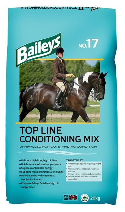 BAILEYS 17 TOPLINE CONDITIONING CUBES 20KG-0