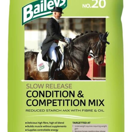BAILEYS 20 SLOW RELEASE COND & COMP MIX-0