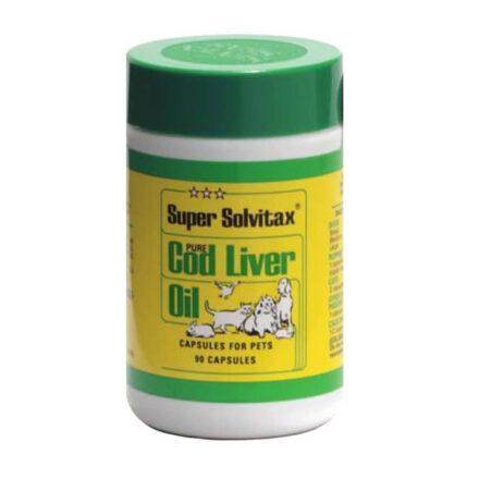 SUPER SOLVITAX CAPSULES 90-0