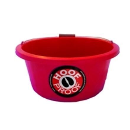 HOOF PROOF FEED BUCKET 15L-0
