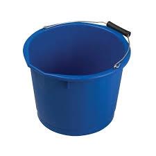 BUCKET BLUE 14L-0