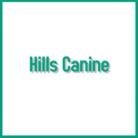 Hills Canine