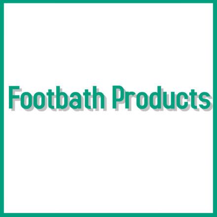 Sheep Footbath Products