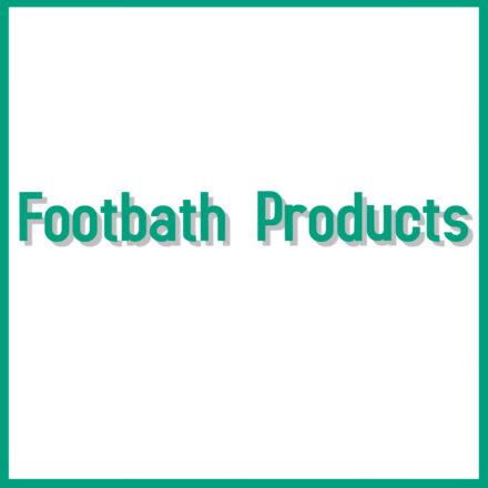 Footbath Products