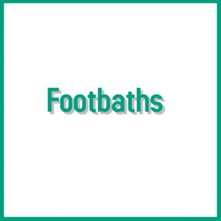 Cattle Footbaths