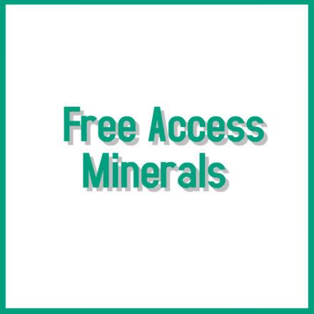 Free Access Minerals