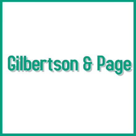 Gilbertson & Page