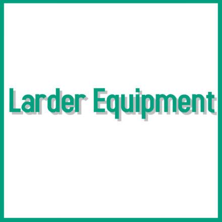 Larder Equipment