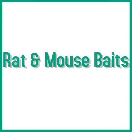 Rat & Mouse Baits