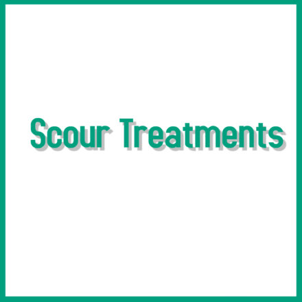 Scour Treatments
